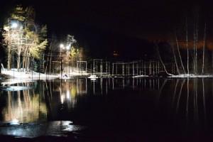 kanotslalom natt