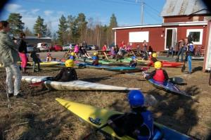 Klubb kanotslalom Falun