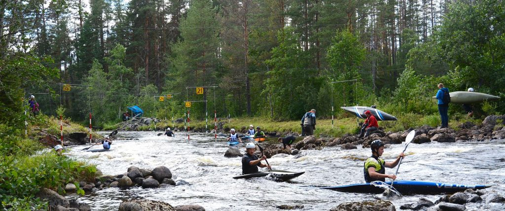 Kanotslalom Åman