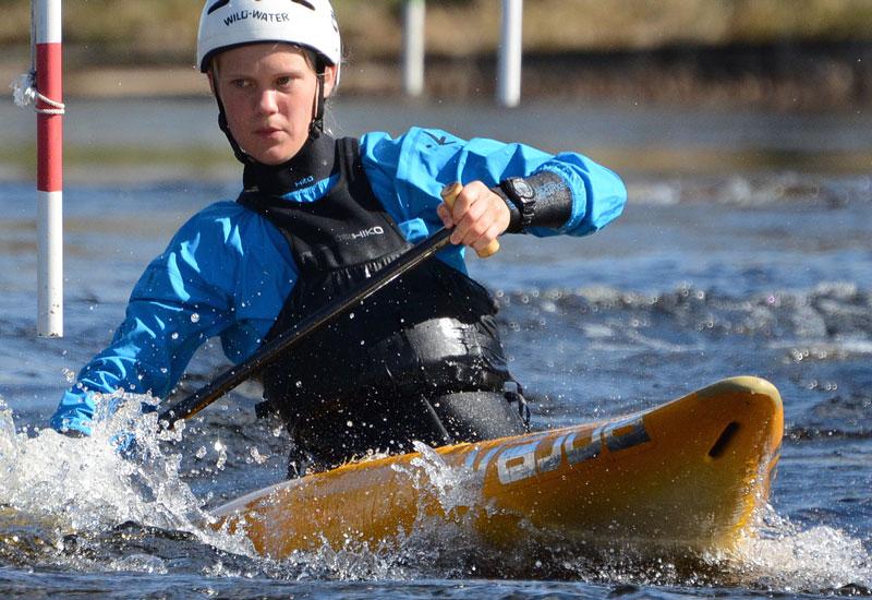 Amanda Fagerlund, Falu Kanotklubb i C1